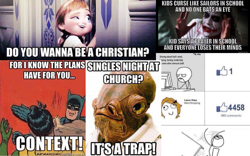 26 Hilariously Clever Christian Memes | ChurchPOP