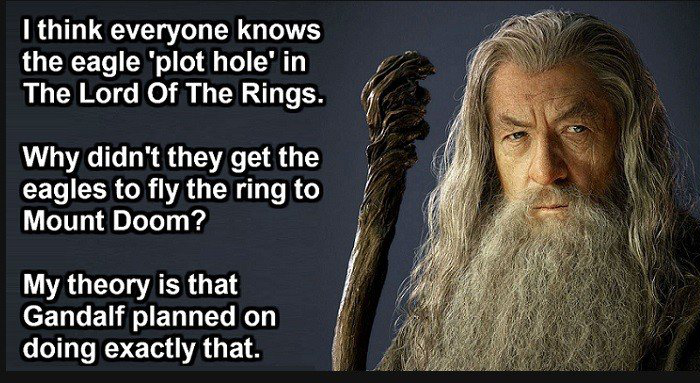 This Ingenius LOTR Theory Successfully Ties Up the Story's ...