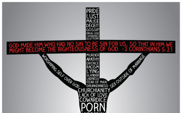 This Picture Has a Powerful Message About Our Sin