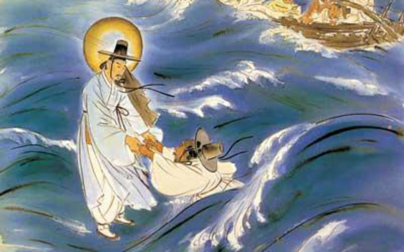 if jesus had been korean 20 rare paintings of the life of christ