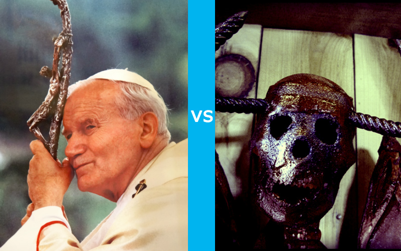 Why Satan Is So Scared Of St John Paul Ii According To Romes