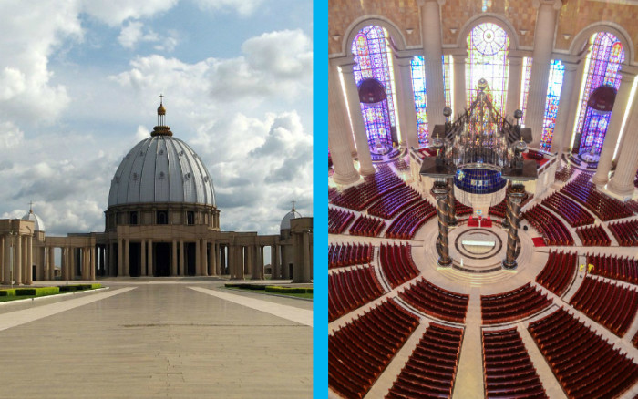 This Little Known African Basilica Is The Largest Church