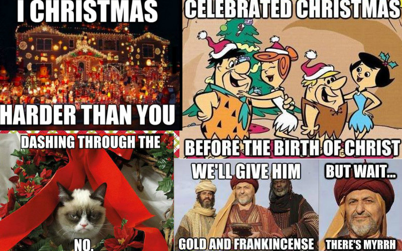 Christian Christmas Memes.14 Hilarious Christmas Memes To Help You Celebrate The Big
