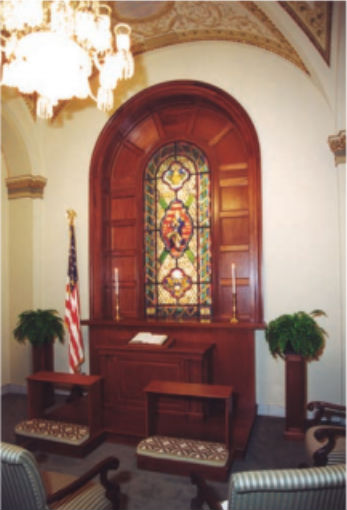Inside The Private Quot Congressional Prayer Room Quot Hidden In