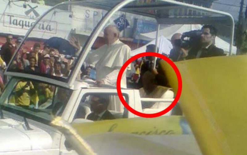 Is John Paul IIs Ghost Behind Pope Francis The Truth