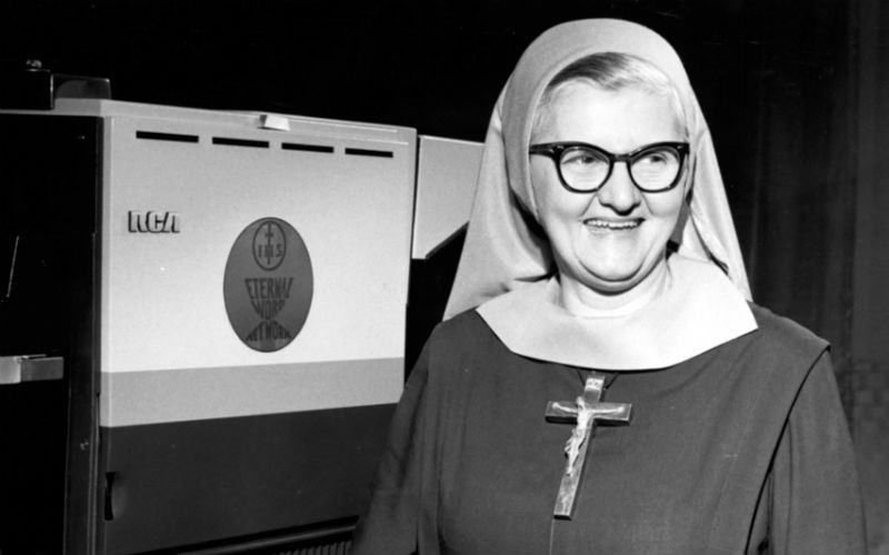 10 ting du vidste om The Amazing Life Of Mother Angelica Churchpop-7642