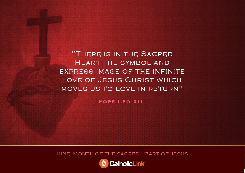 10 Inspiring Quotes For June Month Of The Sacred Heart Of Jesus