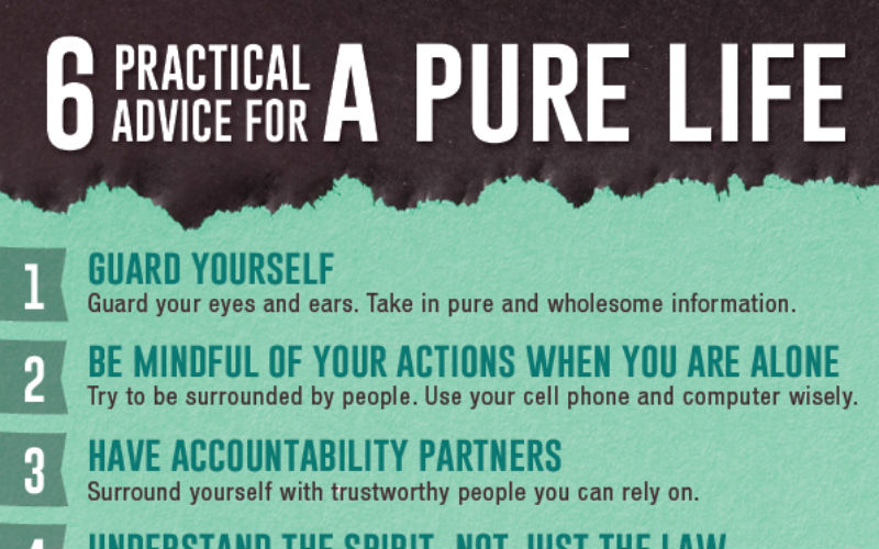 6 Practical Tips for Living Out Christian Purity
