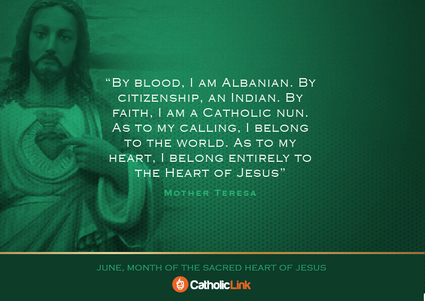 10 inspiring quotes for june month of the sacred heart of