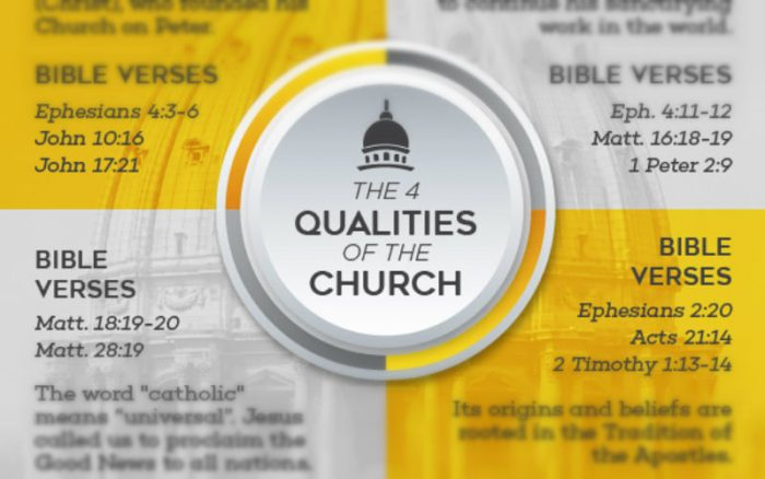 The Four Marks of the Church: This Critical Doctrine Explained in ...