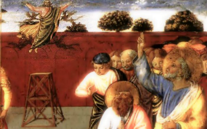 The Flying Heretic: How St. Peter Defeated the Demonic Simon Magus
