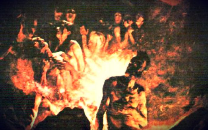 """""""A Spirit All on Fire"""": An Obscure 14th C. Saint's Terrifying Vision of Purgatory"""