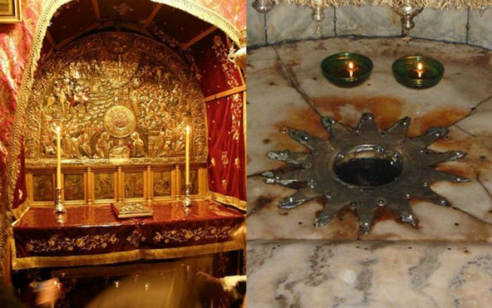 11-700x438 - Where God Was Born: A Tour Inside the Holy Church of the Nativity in Bethlehem - Travel and Tours