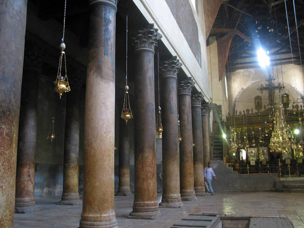 2-2 - Where God Was Born: A Tour Inside the Holy Church of the Nativity in Bethlehem - Travel and Tours