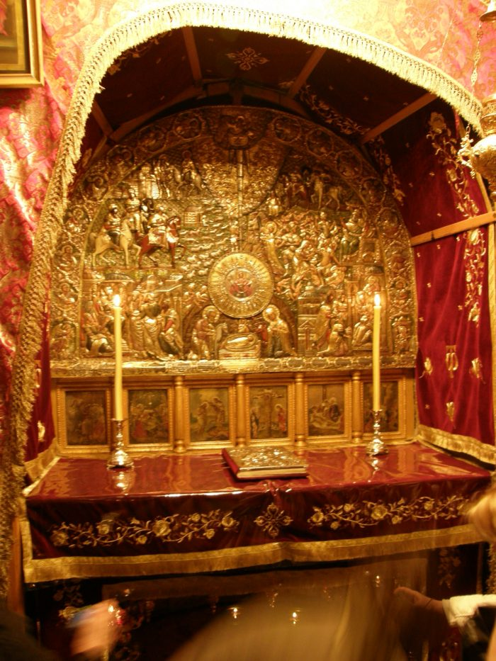 4-700x933 - Where God Was Born: A Tour Inside the Holy Church of the Nativity in Bethlehem - Travel and Tours