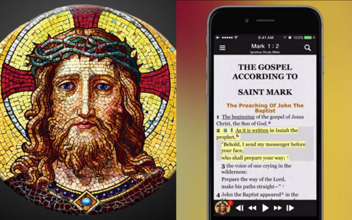 The Spectacular Catholic Audio Bible You Should Definitely Download