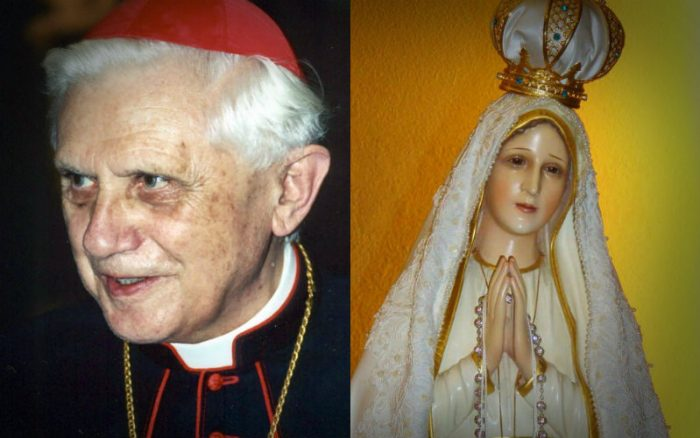 The Meaning of the Mysterious Third Secret of Fatima, According to Cardinal Ratzinger