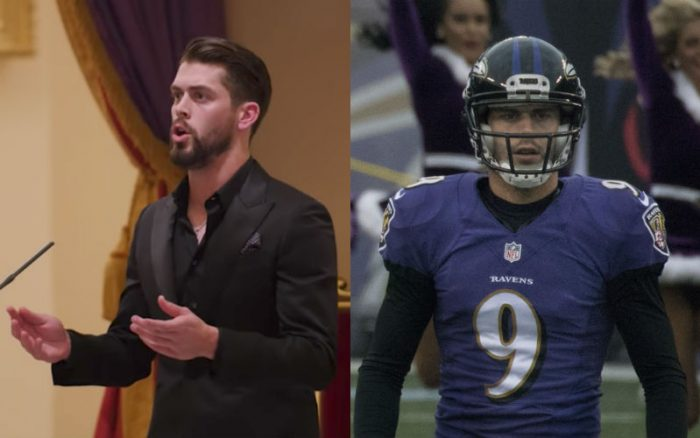 huge selection of 89f5c e9a29 NFL Star Justin Tucker Will Blow You Away Singing Ave Maria ...