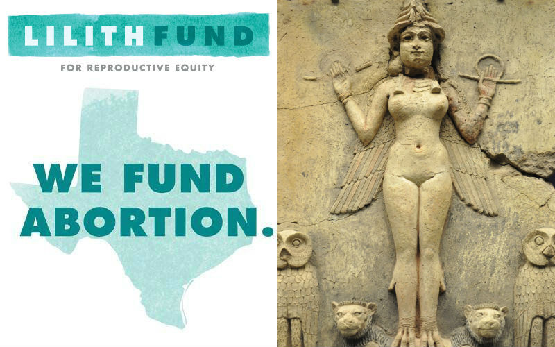 This Abortion Org. Raising Money After Harvey is Literally Named After a  Demon |