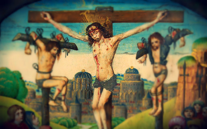 The Exact Number of Wounds Suffered by Christ, As Revealed to a Medieval Saint | ChurchPOP