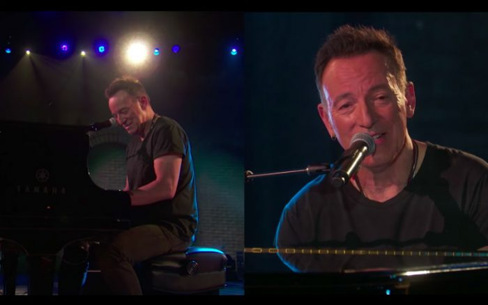 Bruce Springsteen Praises the Wonders of His Catholic