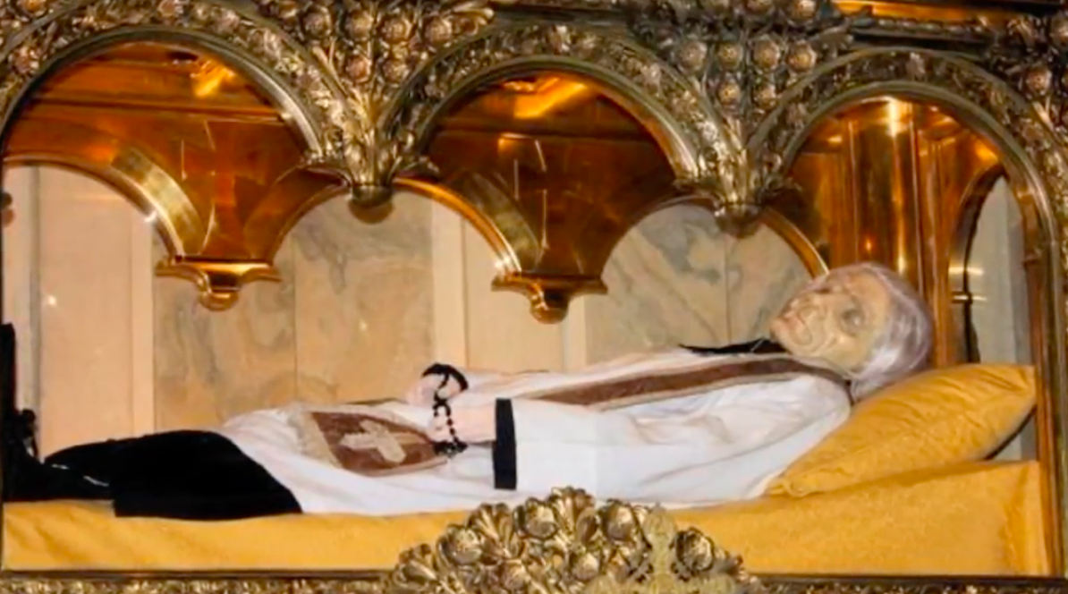 6 Incredible Saints Whose Bodies Are Incorrupt & Where You Can Find Them