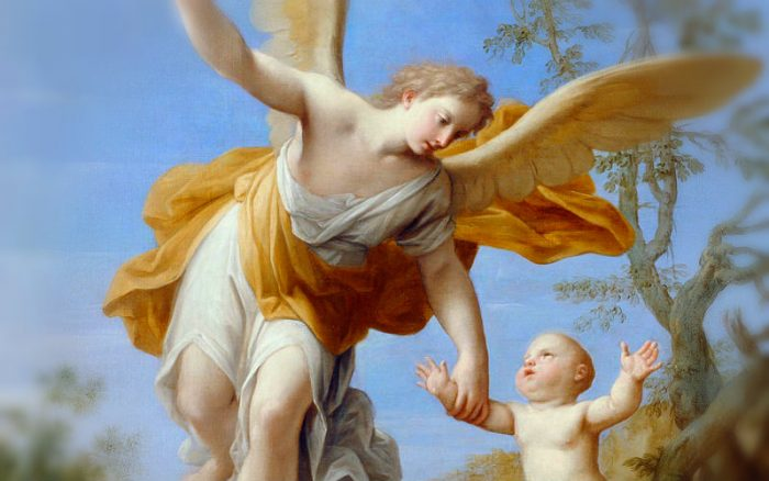 How Naming Your Guardian Angel Can Be An Invitation for