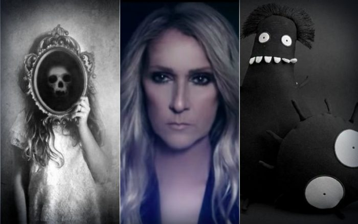 There's a Chilling Darkness Behind Celine Dion's Brand