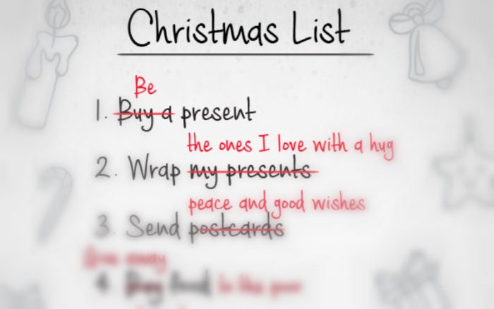 Christmas Meaning.Celebrate The True Meaning Of Christmas By Trying This