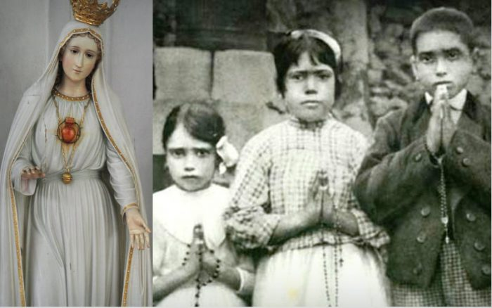 """7 Powerful Messages Our Lady of Fatima Gave to the Three Shepherd Children: """"Pray Much & Sacrifice For Sinners"""""""