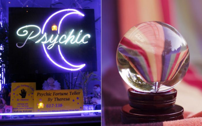 The Psychic's Secret: Is Demonic Activity Involved in Their Mysterious Abilities?