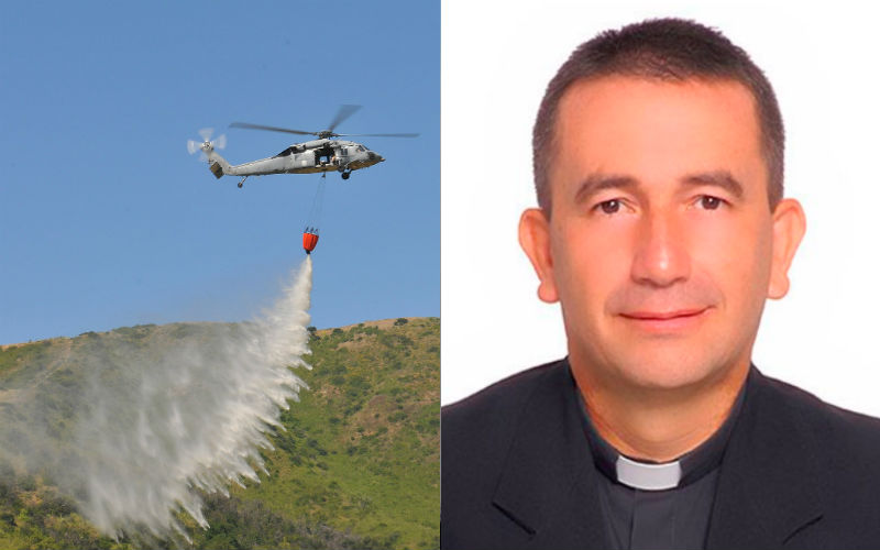 """Bishop to Exorcise Entire City From Helicopter With Holy Water: """"We Have to Get Rid of the Devil"""" 