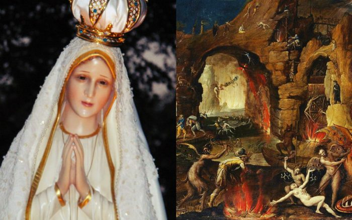 What Sin Sends the Most People to Hell? The Terrifying Truth, Revealed By Our Lady of Fatima