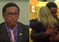 Brandt Jean Forgives Ex-Cop Who Killed His Brother in Sobbing ...