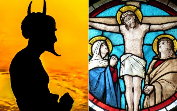 Are You Demonizing Holiness? A Priest Exposes Society's Satanic Drive & How to Fix It |