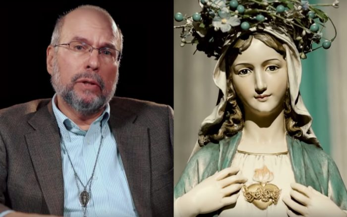 "Atheist Harvard Prof Says Supernatural Vision of Our Lady Led Him to Catholicism: She Was ""Indescribably Beautiful"" 
